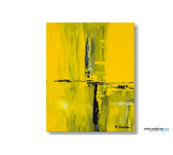 tableau moderne acheter tableaux abstraits sur la With beautiful couleur gris anthracite peinture 13 tableau jaune creation abstraite format vertical deco