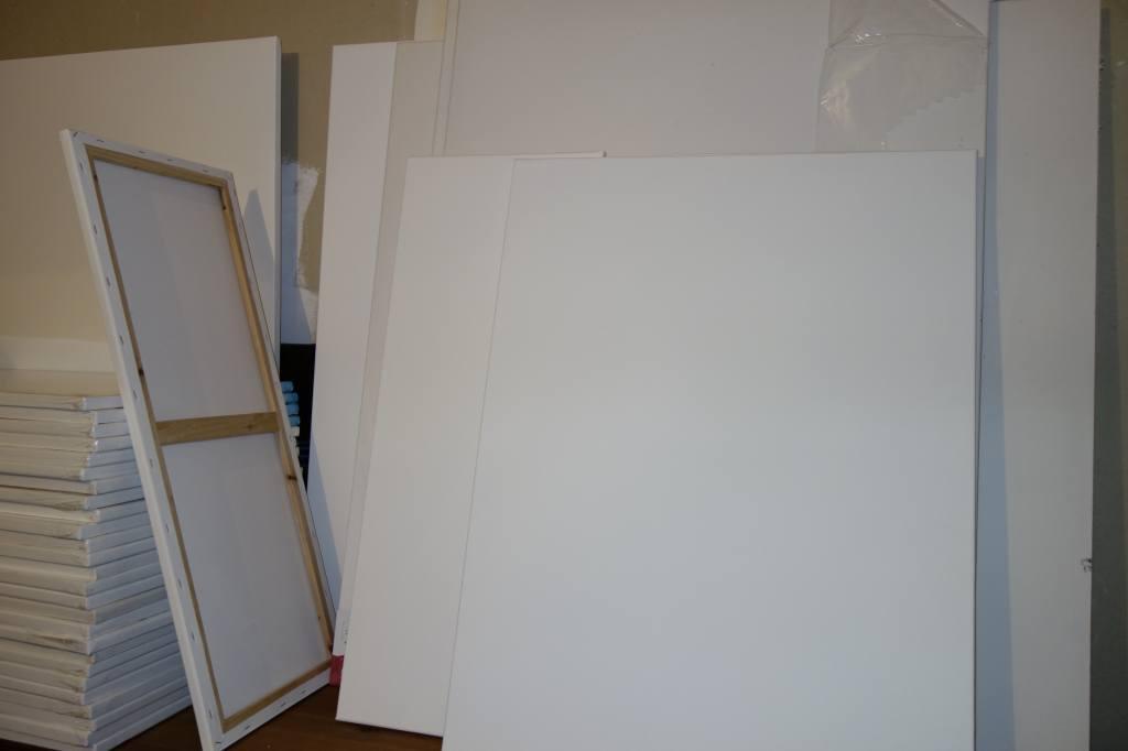 toile peindre conseils pour choisir son ch ssis entoil. Black Bedroom Furniture Sets. Home Design Ideas