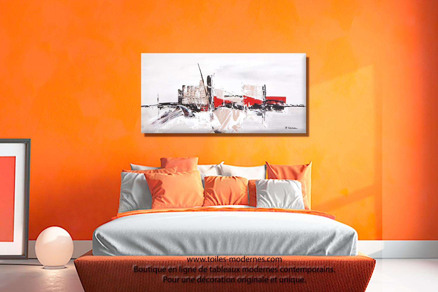 tableau au dessus du lit 20170918194359 exemples de designs utiles. Black Bedroom Furniture Sets. Home Design Ideas