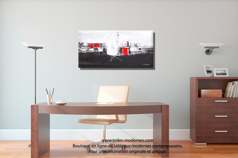 Tableau blanc deco cool bureau with tableau blanc deco