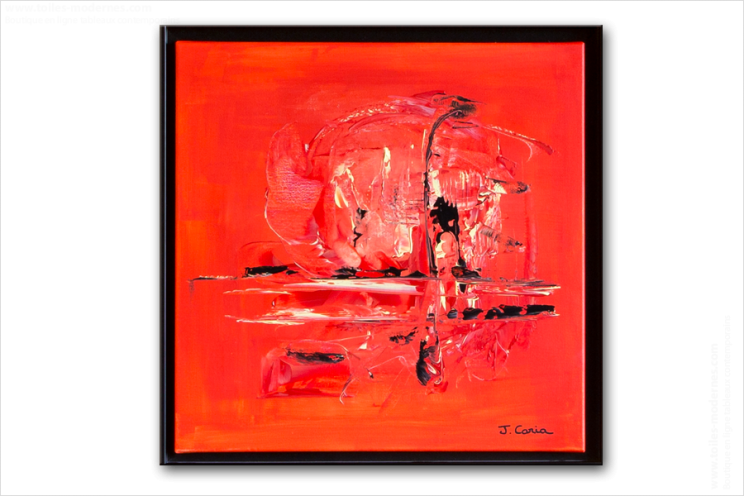 Tableau INTENSITY moderne