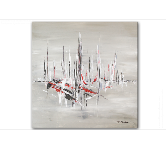 Tableau DISCOVERY moderne