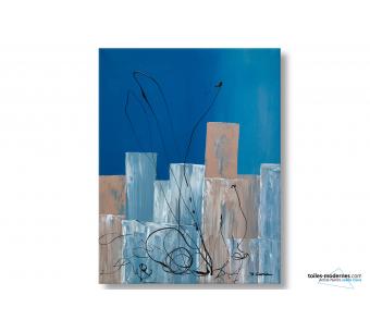 Toiles modernes boutique de tableaux modernes abstraits - Toiles decoratives murales ...