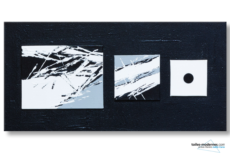 langage et communication tableau noir et blanc. Black Bedroom Furniture Sets. Home Design Ideas