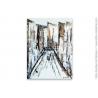 Déco gris et marron pour intérieur moderne : Brooklyn