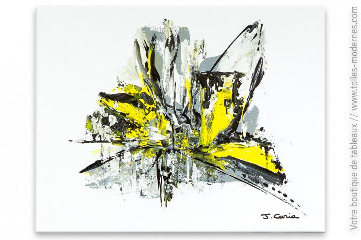 Déco minimaliste design avec tableau blanc : Attirance