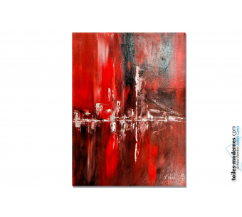 Tableau rouge et noir : Nouvelle vague de chaleur