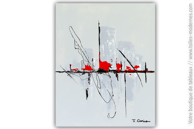 Déco Design Avec Une Peinture Minimaliste Moderne : Un Univers Mystique ...
