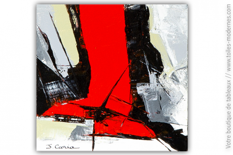 Objet artistique à petit prix : Sensations fortes