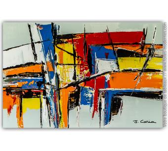 Peinture colorée pas chère : Expression colorée
