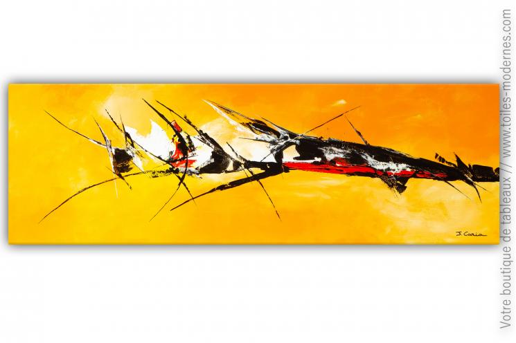 Grande décoration murale colorée  : Un songe magique