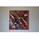 Déco électrique innovante avec un tableau coloré : Le rêve du peintre