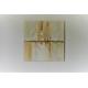 Galerie Toulouse, peinture marron moderne : Une vie plus douce