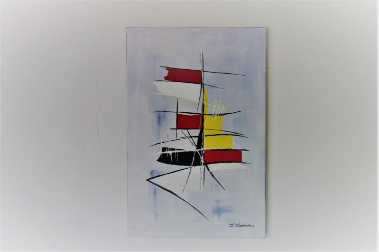 Marine minimaliste moderne pour déco contemporaine : Se laisser bercer