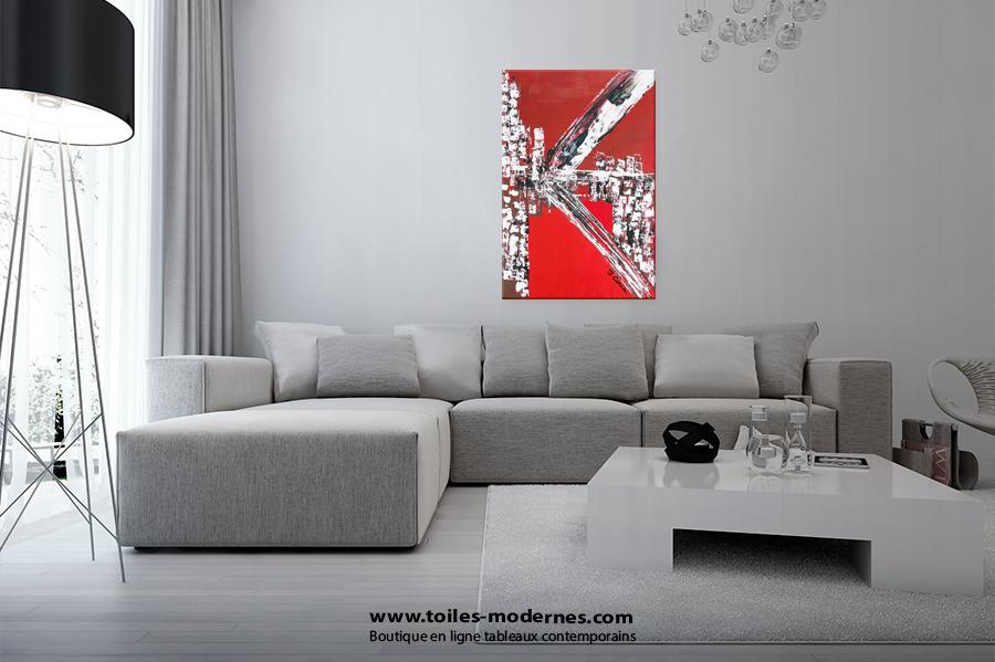 tableau abstrait 224 acheter sur toiles modernes