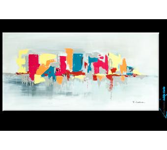 Tableau décoration murale moderne La vie en bord de mer