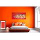 Tableau chambre colorée Vacances d'été